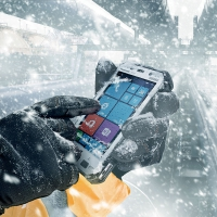 Smartphone rugged
